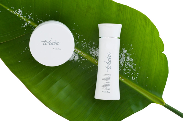 Tchaba White Tea comsetic products