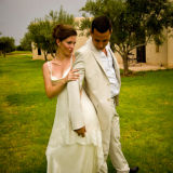 Wedding couple Villa Marrakech