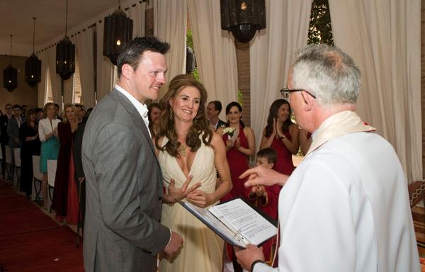 Wedding priest Marrakesh