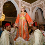 Wedding traditional ceremony Marrakesh