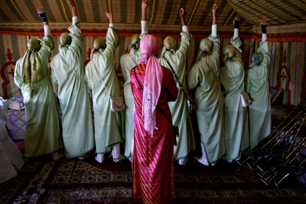 Women Fantasia3 Morocco