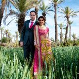 hindu bride Palmeraie marrakech