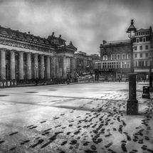 gallery in snow