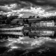 bantry harbour bw