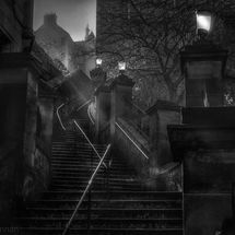 news steps, edinburgh
