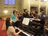 Opera Bohemia: Rehearsals for Eugene Onegin