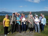Walking Group: Glorious views from Inchcailloch