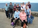 Walking Group: a sunny lunch stop at Culzean Castle