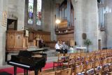 Door Open Day: Musical entertainment in the Sanctuary