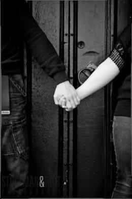 Engagement shoot / Darren & Nicole.