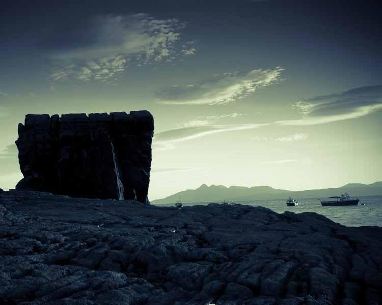 Rock Formation, Elgol