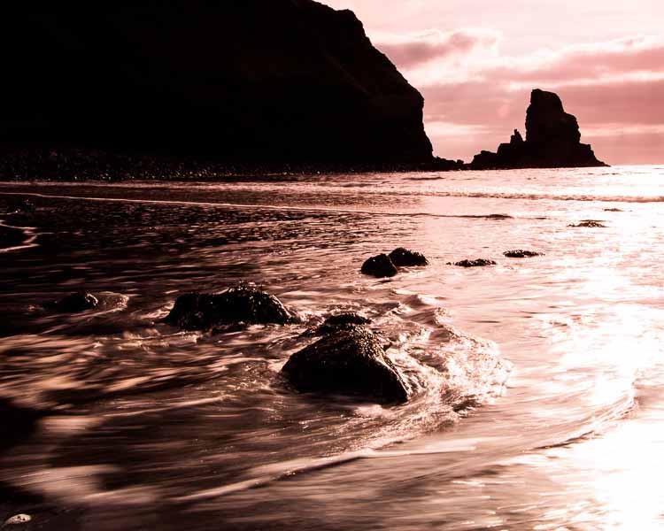 Sea Stack, Talisker Bay