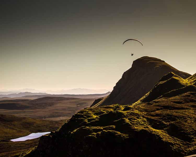 Flying High in Skye!