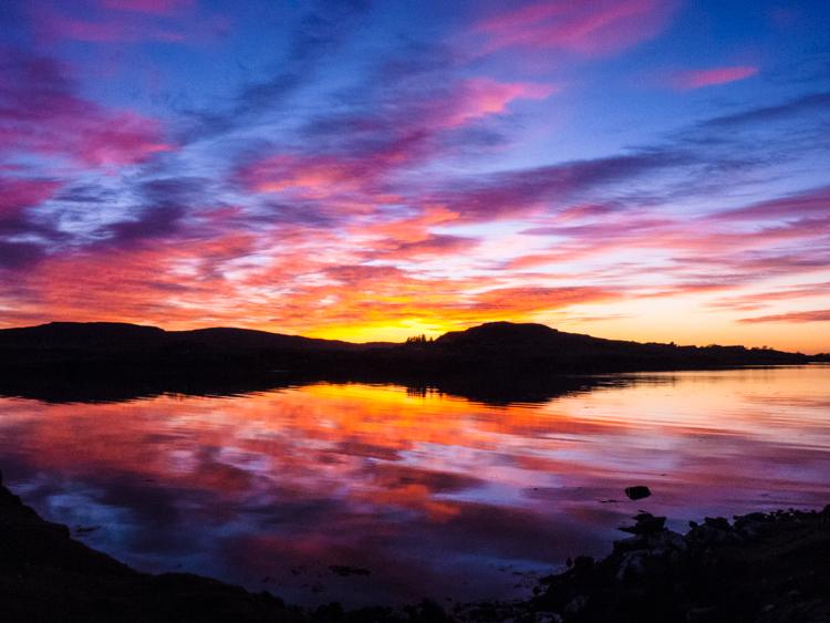 Dunvegan Sunset