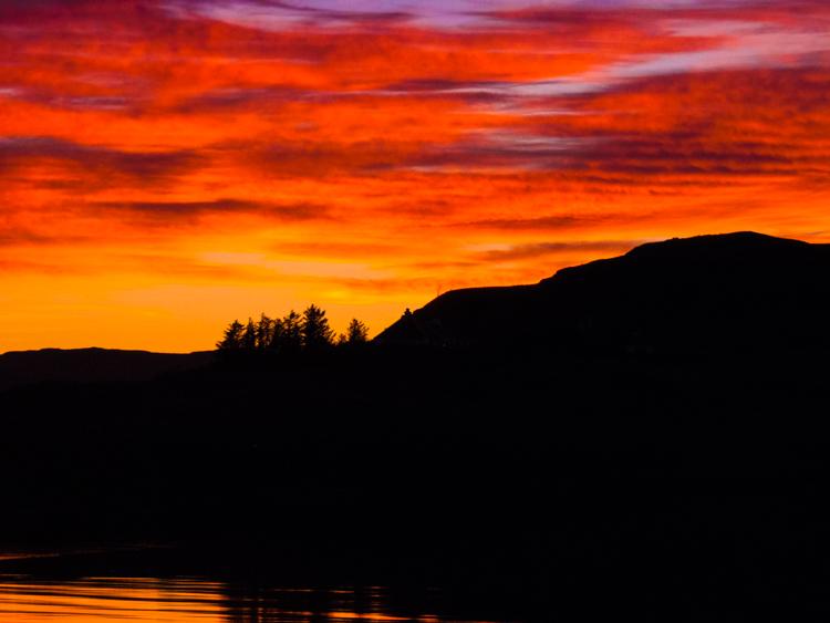 Dunvegan Sunset 2