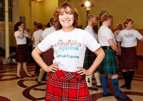 Lorraine Kelly for STV Appeal