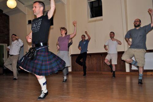 Highland Fling Class