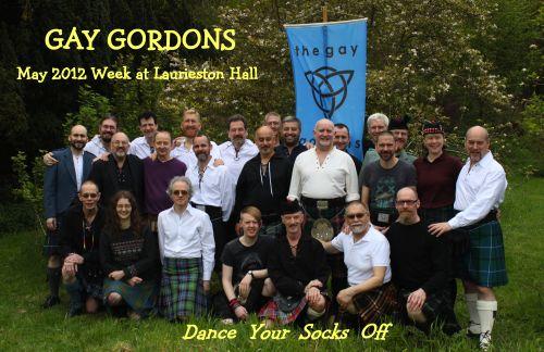 Laurieston Dance Week 2012