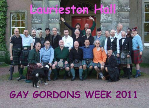 Laurieston Dance Week 2011