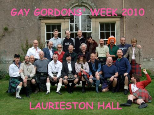 Laurieston Dance Week 2010