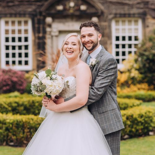 Sheffield wedding photography at Whitley Hall