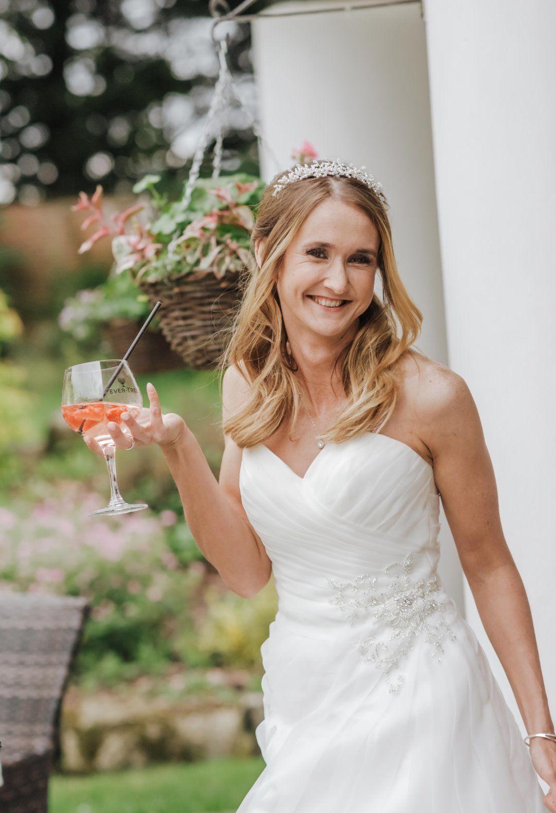 Yorkshire and Derbyshire wedding photographer