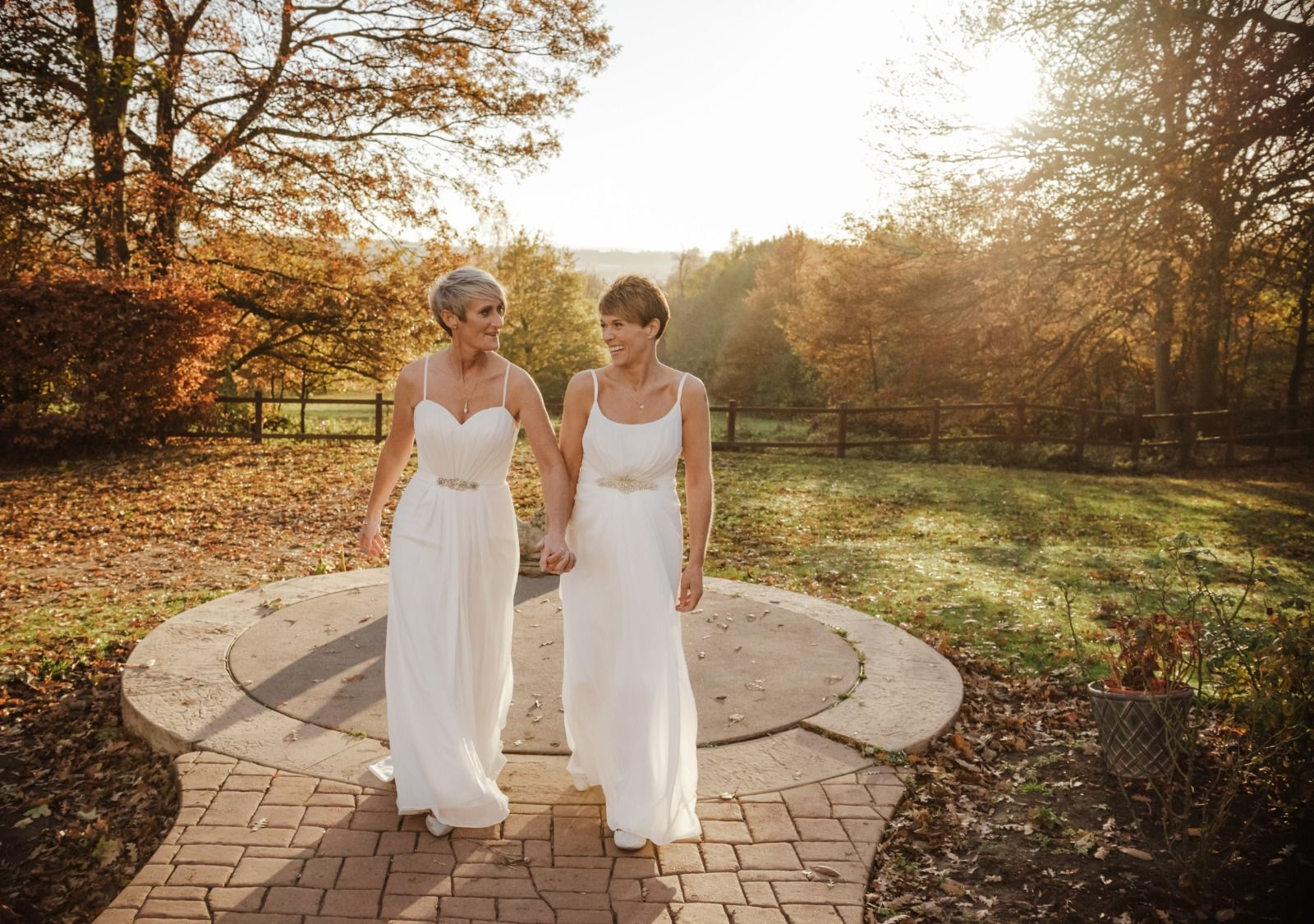 Same sex wedding in Sheffield