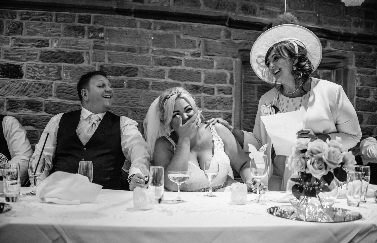 Sheffield wedding photographer Whitley Hall