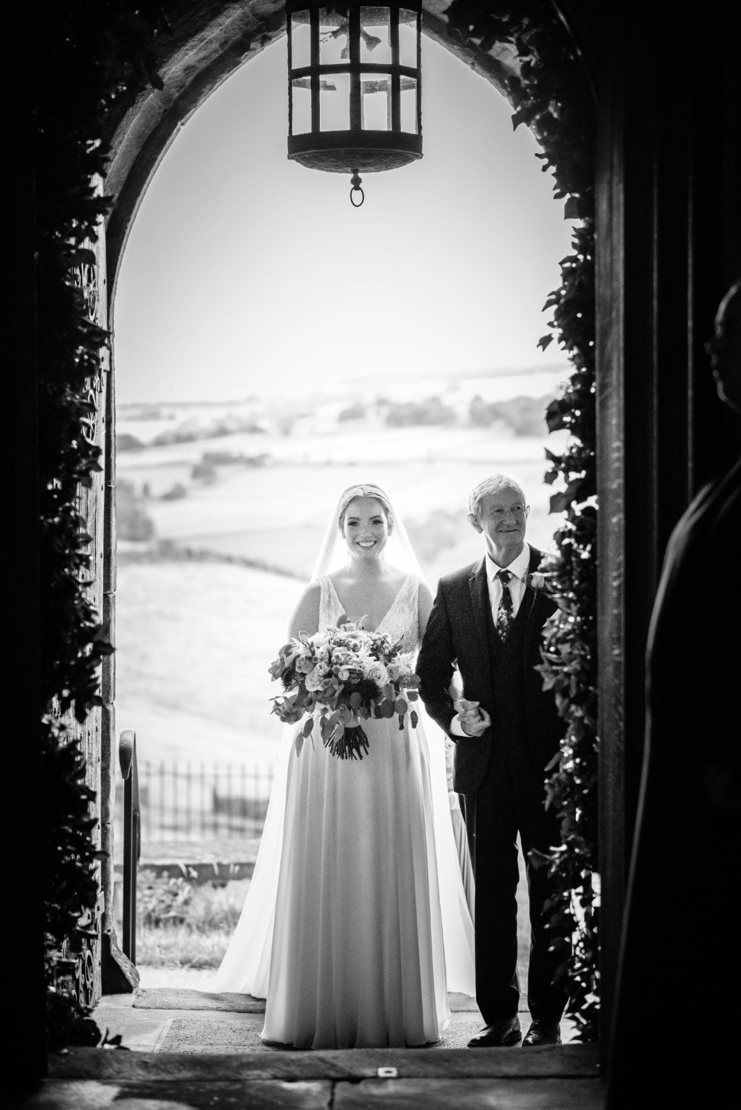 South Yorkshire and Derbyshire wedding photographer