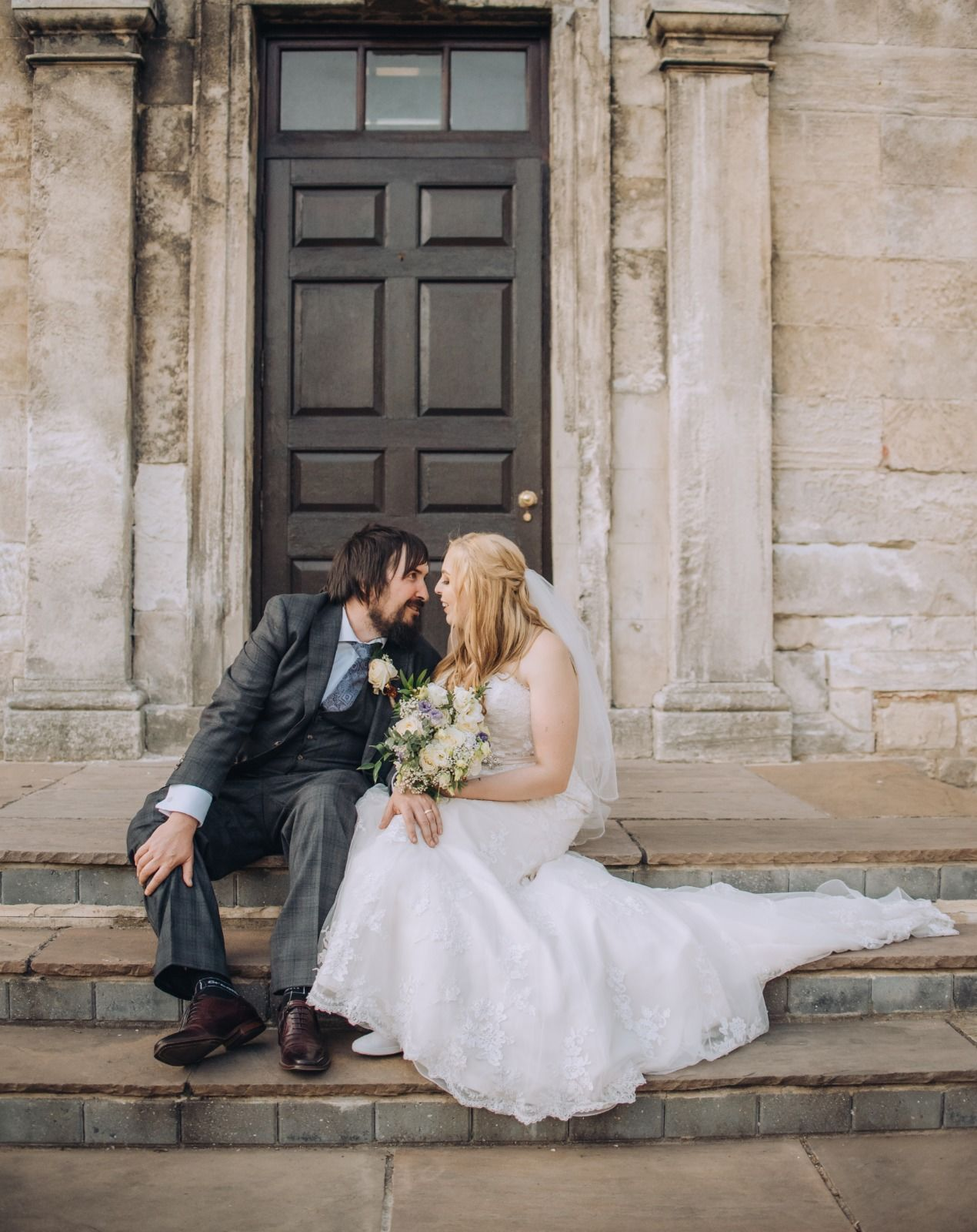 Sheffield wedding photographer Hellaby Hall