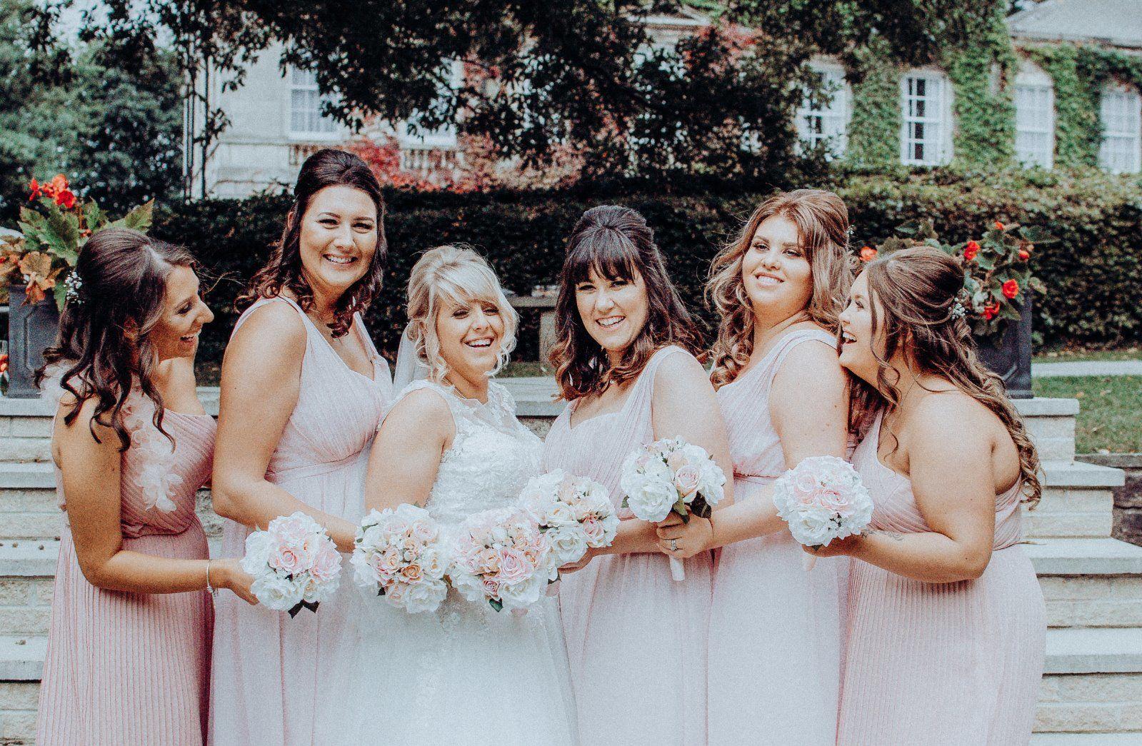 Sheffield wedding photographer at Aston Hall