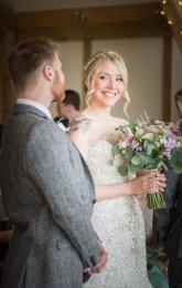 Yorkshire female wedding photographer