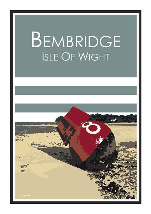 NO. 8 BUOY BEMBRIDGE
