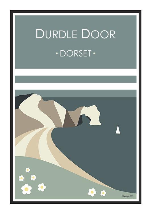 DURDLE DOOR & DAISIES
