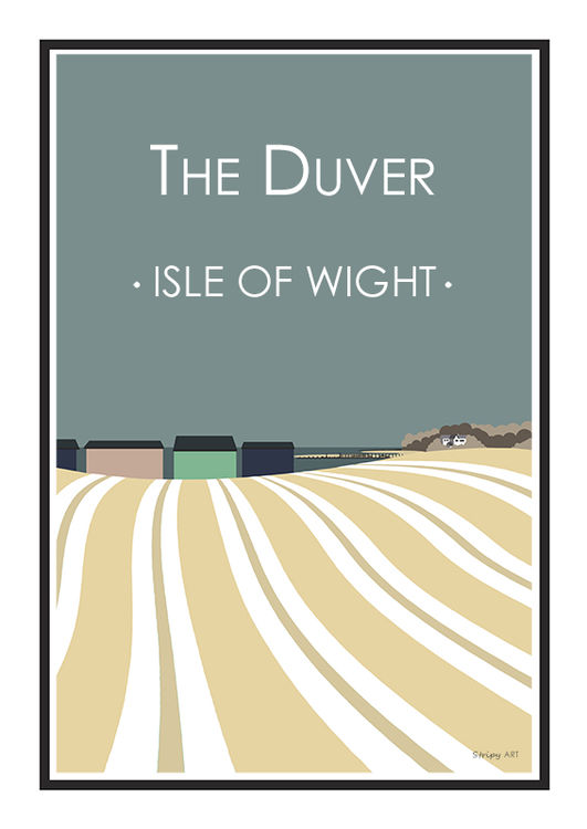 THE DUVER