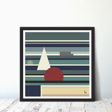 TIDES IN DESIGN FRAME