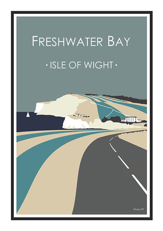 FRESHWATER BAY (MILITARY ROAD) BLUE