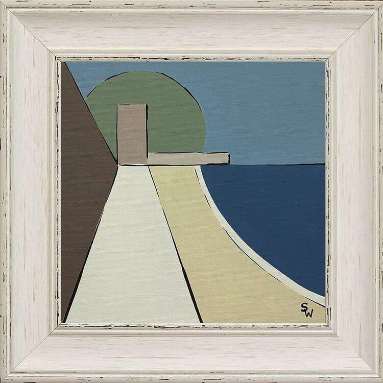APPLEY STROLL £95 (artist)