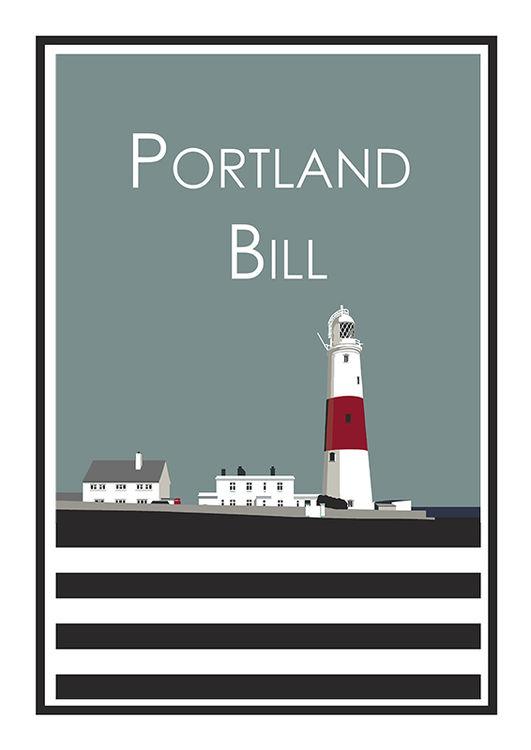 PORTLAND BILL DORSET