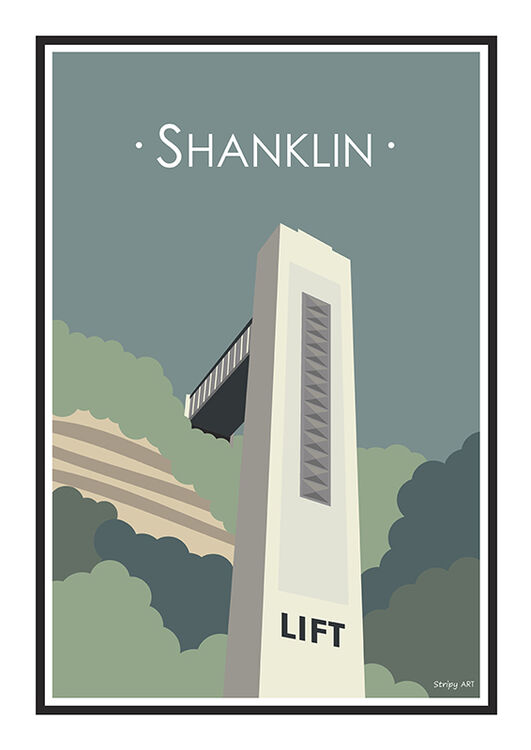 SHANKLIN LIFT