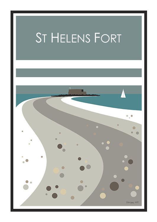 ST HELENS FORT