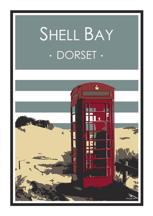 SHELL BAY DORSET