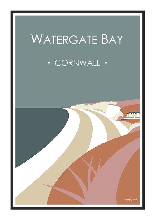 WATERGATE BAY (PINK)