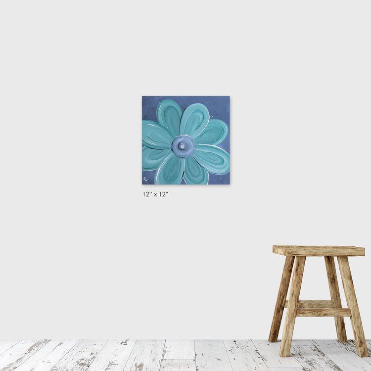 blue daze £95 (artist)