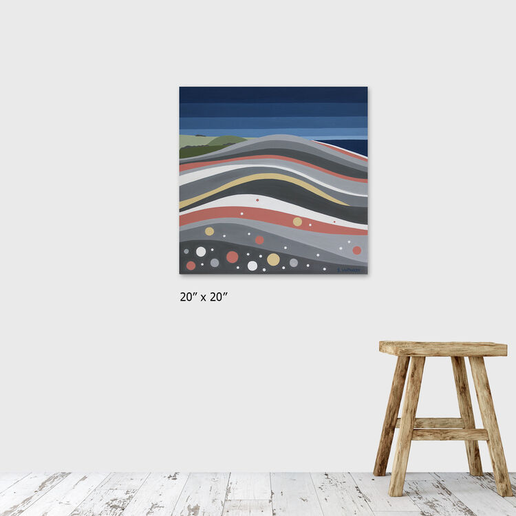 CHESIL BEACH 2020 (COVE GALLERY)
