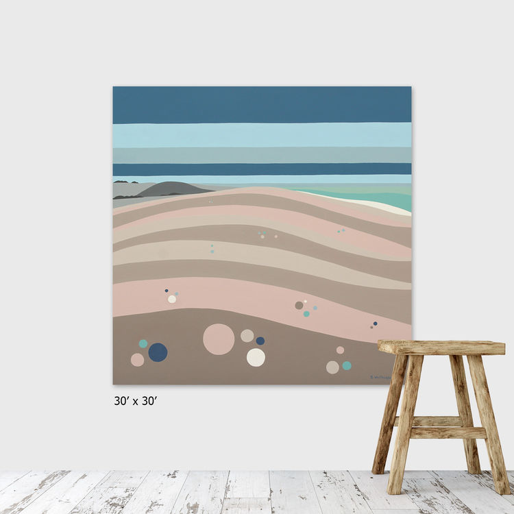Let's do it on Chesil beach (SOLD)