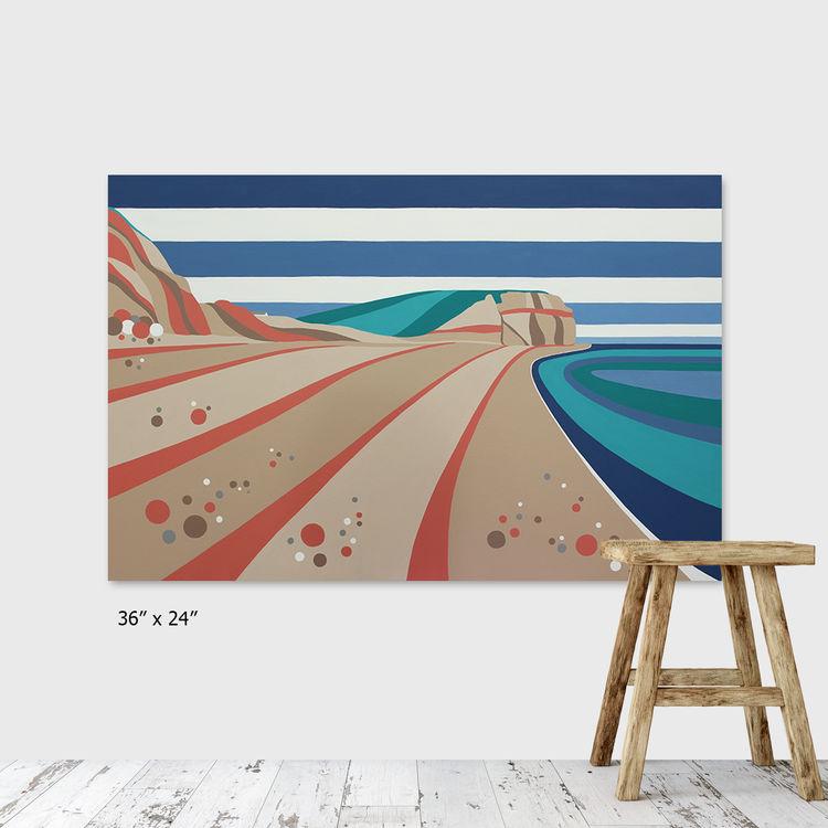 freshwater Dorset (artist)