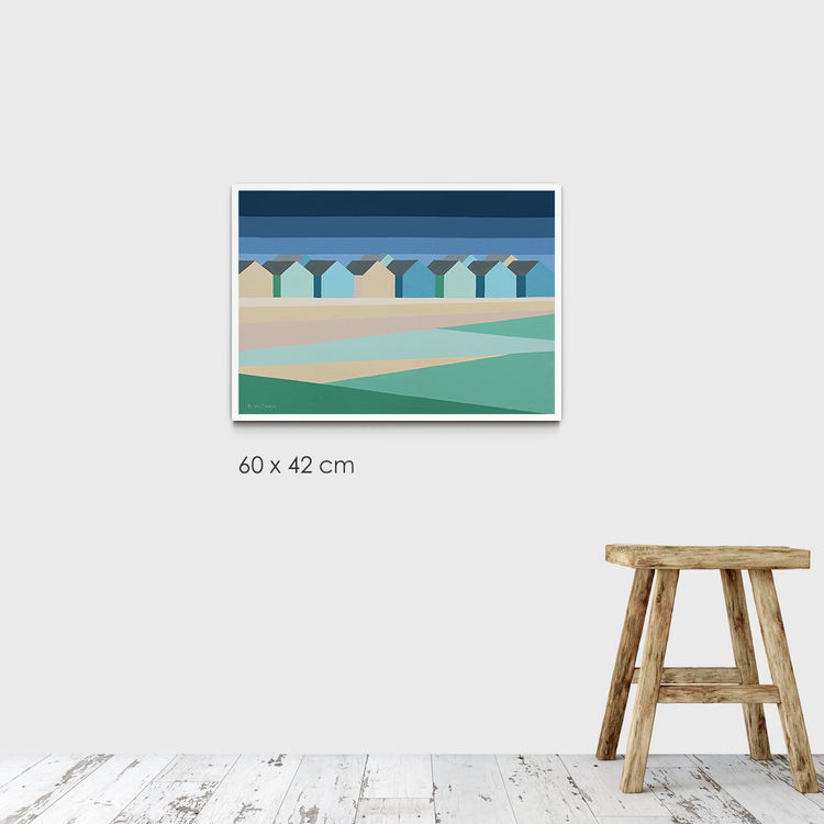 HUTS AT MUDEFORD, SOLD