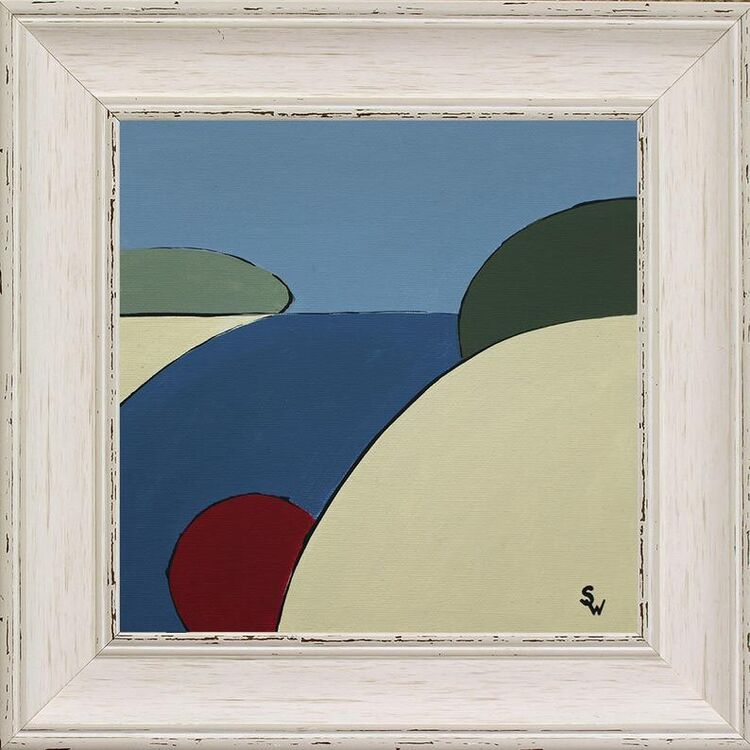 THAT OLD BUOY £95 (ARTIST)