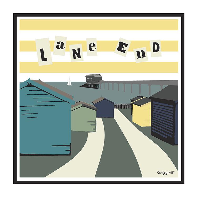 LANE END SQ